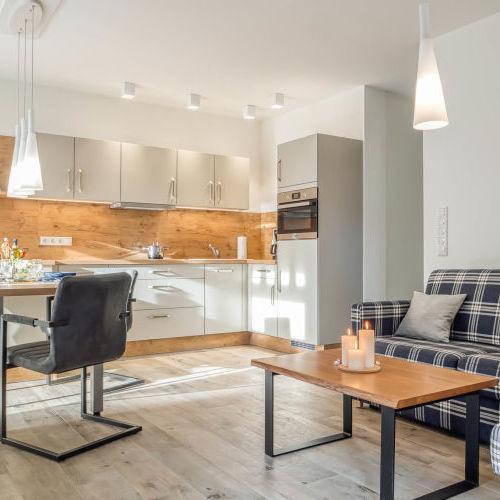 Haus Seestern / Suite 'Seeluft'