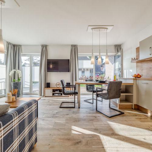 Haus Strandidyll / Suite 'Strandmuschel'